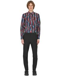 Christopher Kane - Multicolor 3d Bolster Printed Cotton Poplin Shirt for Men - Lyst