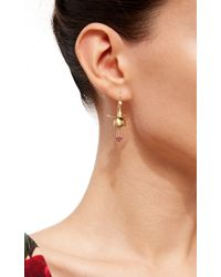 Annette Ferdinandsen - Metallic Fuschia Earrings - Lyst