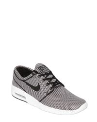 Nike | Black Stefan Janoski Max Sb Sneakers for Men | Lyst