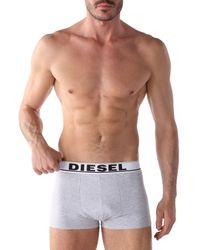 DIESEL | Gray Umbx-shawnthreepack for Men | Lyst
