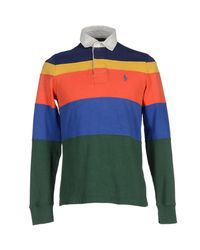 Polo Ralph Lauren - Green Polo Shirt for Men - Lyst