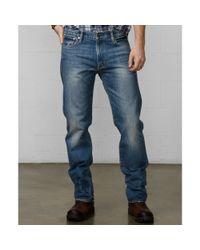 Denim & Supply Ralph Lauren | Blue Straight-Cut Jeans for Men | Lyst