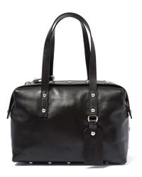 Marc By Marc Jacobs | Black Connected Bowling Bag | Lyst