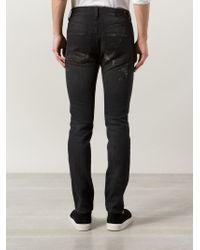 R13 | Black 'skate' Jeans for Men | Lyst