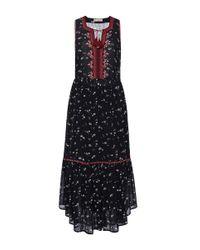 Ulla Johnson - Blue Leena Floral Dress - Lyst