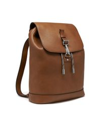 Mulberry - Brown Small Marty Backpack - Lyst