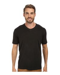 Agave | Gray Les Cavaliers Short Sleeve V-neck Antique for Men | Lyst