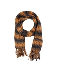 Antony Morato - Natural Oblong Scarf for Men - Lyst