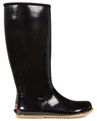 Chooka | Black Packable Rain Boots | Lyst