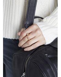 Vita Fede | Pink Titan 24kt Rose Gold Ring | Lyst