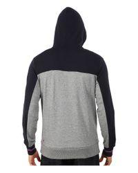 PUMA - Blue Bmw Msp Hooded Sweat Jacket for Men - Lyst