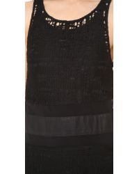 Addison - Black Millers Dress - Lyst