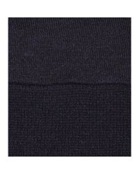 McQ - Black Roll-Neck Sweater Dress - Lyst