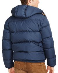 Polo Ralph Lauren | Blue Elmwood Down Jacket for Men | Lyst