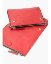 Violeta by Mango - Red Cross-body Small Bag - Lyst