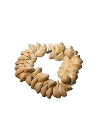 DSquared² - Natural White Shell Bracelet - Lyst