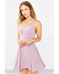 Kimchi Blue - Pink Francesca Fit + Flare Dress - Lyst
