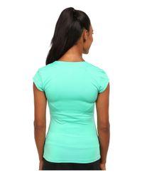 Nike | Green Pure Tennis Top | Lyst