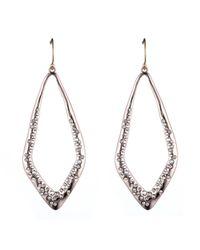 Alexis Bittar | Metallic Miss H Vault Earring | Lyst
