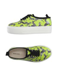 Markus Lupfer - Green Low-tops & Trainers - Lyst