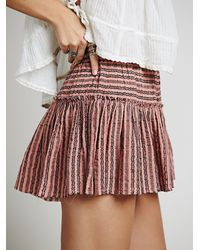Free People | Pink Endless Summer Womens Say It To Me Short | Lyst