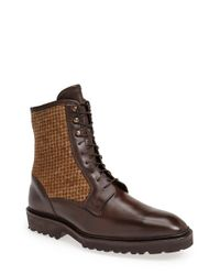 Carlos Santos | Brown 'amado' Boot for Men | Lyst