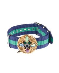 Gabriele Frantzen | Green Watch Candy Bracelet | Lyst