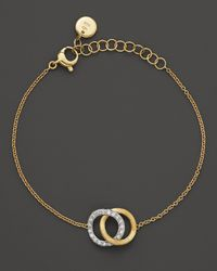 Marco Bicego | Yellow Delicati Bracelet | Lyst
