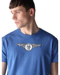 DIESEL - Blue T-couges for Men - Lyst