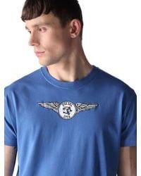 DIESEL | Blue T-couges for Men | Lyst