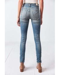 Citizens of Humanity - Blue Carlie Sculpt High-rise Skinny Jean - Miramar - Lyst