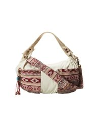 Lucky Brand - Multicolor Mexicali Slouchy Tote - Lyst