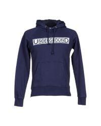 Roundel London - Blue Sweatshirt for Men - Lyst