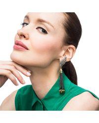 Lulu Frost | Metallic Swift Nomadic Earring | Lyst