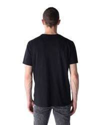 DIESEL - Black T-pasc for Men - Lyst