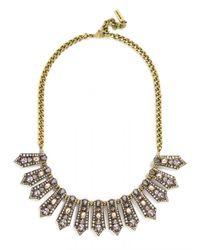 BaubleBar | Pink Genevieve Collar | Lyst