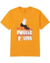 Uniqlo - Orange Men Sprz Ny Graphic T-shirt (paula Scher) for Men - Lyst