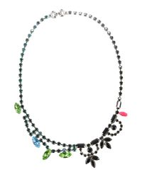 Tom Binns | Black Necklace | Lyst