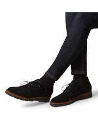 Hobbs - Black 'bloomsbury' Desert Boots - Lyst