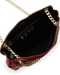 Boyy - Red Paco Napa Leather Shoulder Bag - Lyst