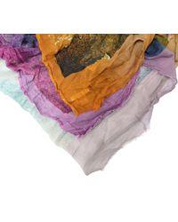 813 Ottotredici - Multicolor Printed Modal And Cashmere Scarf - Lyst