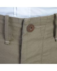 Incotex | Multicolor Beige Japan Cotton Trousers for Men | Lyst