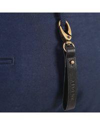 Incotex - Blue Japan Cotton Trousers for Men - Lyst
