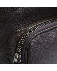 Zanellato | Brown Leather Ildo Backpack | Lyst
