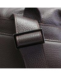 Zanellato - Brown Leather Ildo Backpack - Lyst