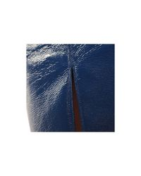 Courreges - Blue Ninyle Skirt - Lyst