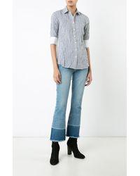 Derek Lam - Blue L/s Button-down Shirt - Lyst