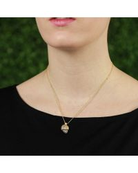 Todd Reed | Metallic Raw Diamond Pendant Necklace | Lyst