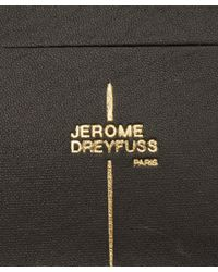 Jérôme Dreyfuss - Gray Grey Momo Ponyskin Bag - Lyst