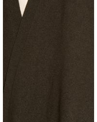 Lemaire - Brown Cashmere-knit Cardigan for Men - Lyst